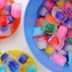 Sensory Play Ideas for Babies aged 4-6 months